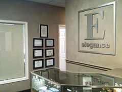 Elegance Schools Inc. Lobby