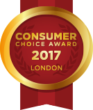 Consumer Choice Award 2017